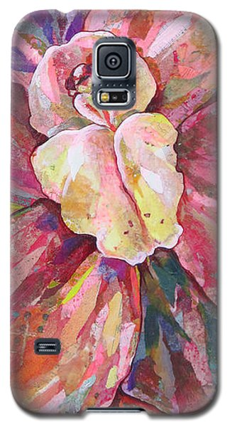 The Orchid Galaxy S5 Case by Shadia Derbyshire