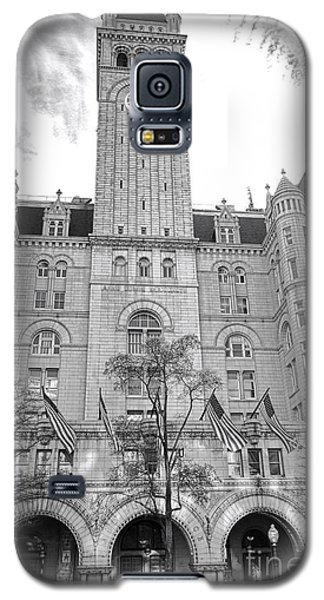 Architecture Galaxy S5 Cases - The Old Post Office  Galaxy S5 Case by Olivier Le Queinec
