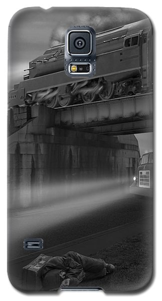 The Overpass Galaxy S5 Case by Mike McGlothlen