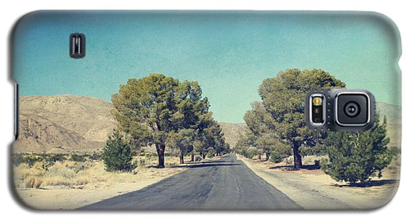 The Roads We Travel Galaxy S5 Case by Laurie Search