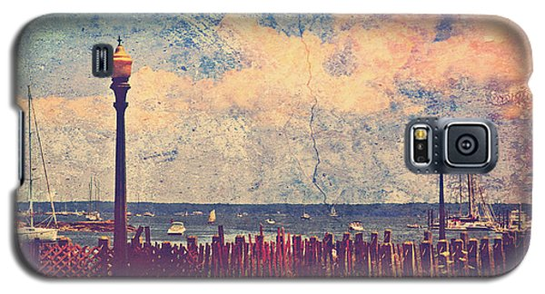 Popular Galaxy S5 Cases - The Salty Air Sea Breeze In Her Hair IV Galaxy S5 Case by Aurelio Zucco