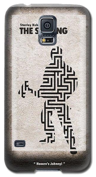 The Shining Galaxy S5 Case by Ayse Deniz