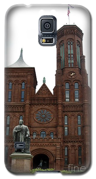 The Smithsonian - Washington Dc Galaxy S5 Case by Christiane Schulze Art And Photography