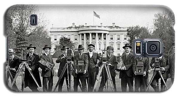 The White House Photographers Galaxy S5 Case by Jon Neidert