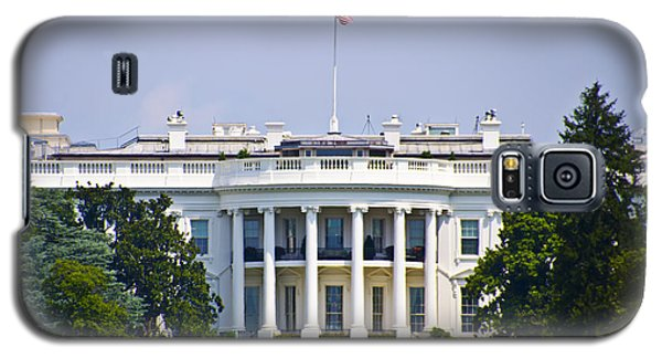 The Whitehouse - Washington Dc Galaxy S5 Case by Bill Cannon
