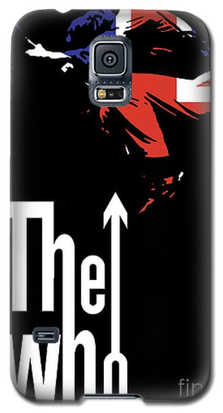The Who No.01 Galaxy S5 Case by Caio Caldas