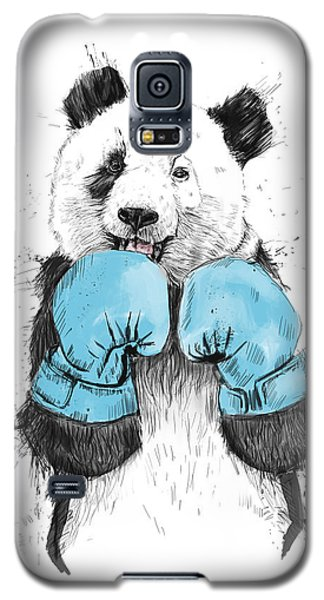 The Winner Galaxy S5 Case by Balazs Solti