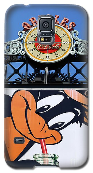 Thirsty Oriole Galaxy S5 Case by James Brunker