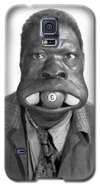 Three Ball Charlie Galaxy S5 Case by Underwood Archives