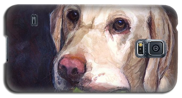 Throw The Ball Galaxy S5 Case by Molly Poole