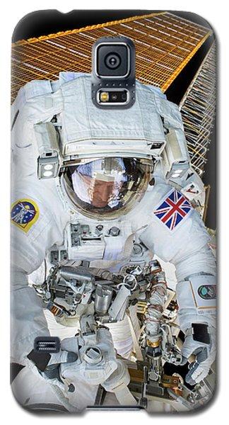 Tim Peake's Spacewalk Galaxy S5 Case by Nasa