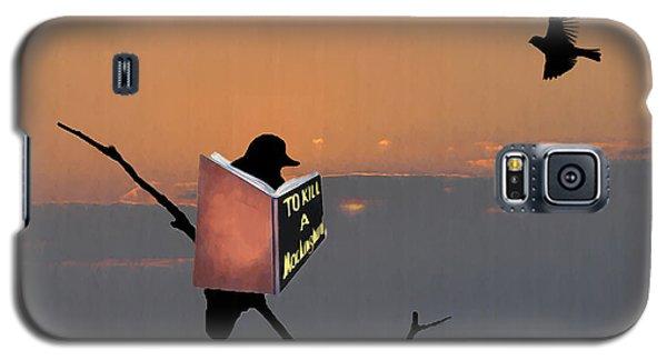 To Kill A Mockingbird Galaxy S5 Case by Bill Cannon