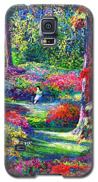 Summer Galaxy S5 Cases - To Read and Dream Galaxy S5 Case by Jane Small