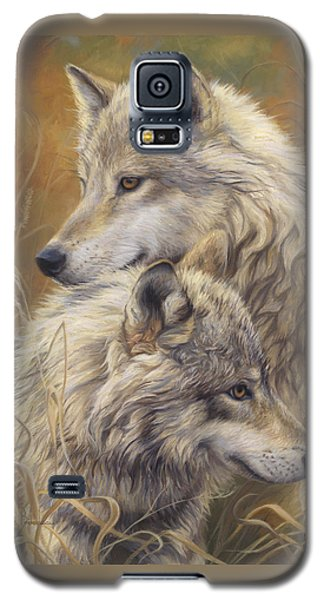 Together Galaxy S5 Case by Lucie Bilodeau