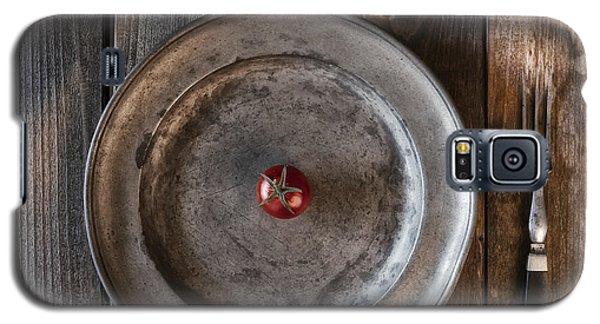 Tomato Galaxy S5 Case by Joana Kruse