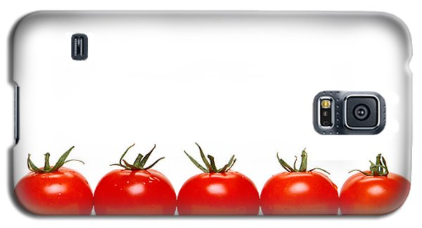 Tomatoes Galaxy S5 Case by Olivier Le Queinec