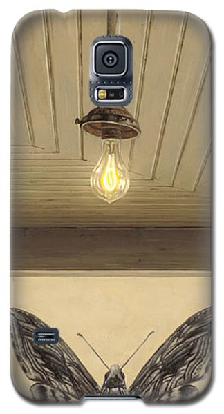 Light Galaxy S5 Cases - Toward the Light Galaxy S5 Case by Ron Crabb