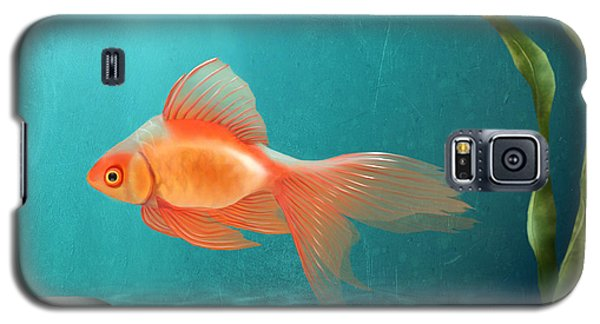 Tranquility Galaxy S5 Case by April Moen