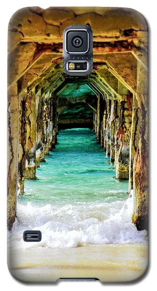 Water Galaxy S5 Cases - Tranquility Below Galaxy S5 Case by Karen Wiles