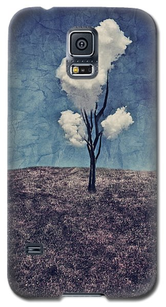Popular Galaxy S5 Cases - Tree Clouds 01d2 Galaxy S5 Case by Aimelle