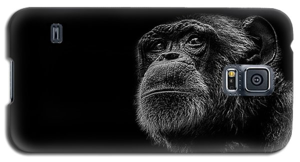 Galaxy S5 Cases - Trepidation Galaxy S5 Case by Paul Neville