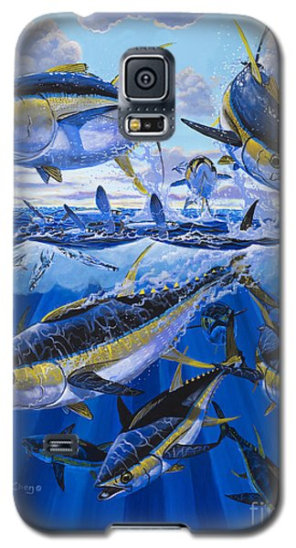 Tuna Rampage Off0018 Galaxy S5 Case by Carey Chen
