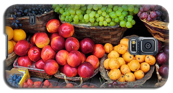 Tuscan Fruit Galaxy S5 Case by Inge Johnsson