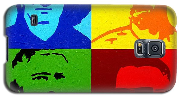 U2 Galaxy S5 Case by John  Nolan