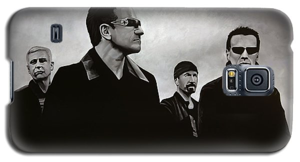 U2 Galaxy S5 Case by Paul Meijering