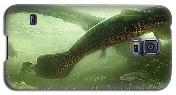 Underpass Galaxy S5 Case by Javier Lazo