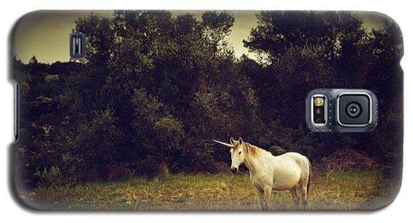 Unicorn Galaxy S5 Case by Carlos Caetano