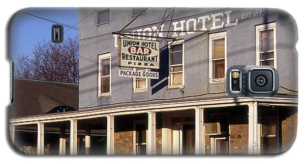 Union Hotel Galaxy S5 Case by Skip Willits