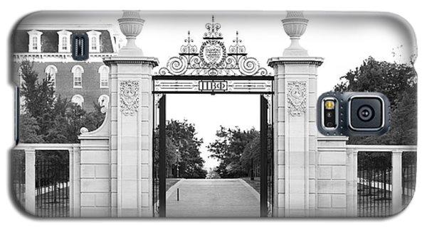 University Of Arkansas Centennial Gate Galaxy S5 Case by University Icons