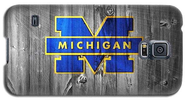 University Of Michigan Galaxy S5 Case by Dan Sproul