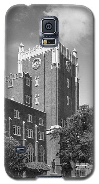 University Of Oklahoma Union Galaxy S5 Case by University Icons