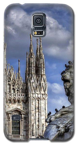 Urban Jungle Milan Galaxy S5 Case by Carol Japp