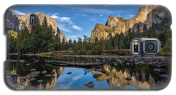 Valley View I Galaxy S5 Case by Peter Tellone