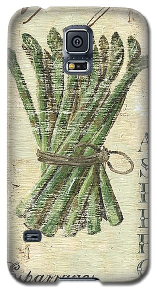 Vintage Vegetables 1 Galaxy S5 Case by Debbie DeWitt