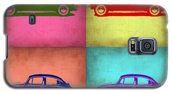 Vw Beetle Pop Art 1 Galaxy S5 Case by Naxart Studio