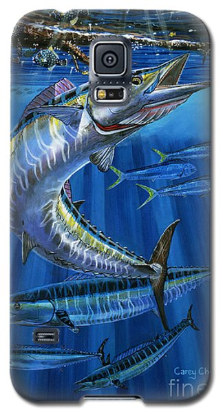 Wahoo Rip Off0047 Galaxy S5 Case by Carey Chen