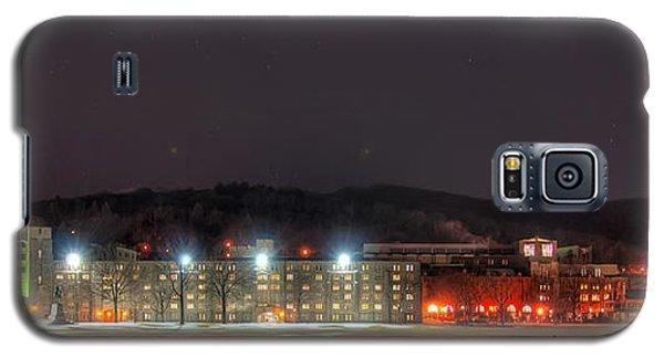Buy Galaxy S5 Cases - Washington Hall at Night Galaxy S5 Case by Dan McManus