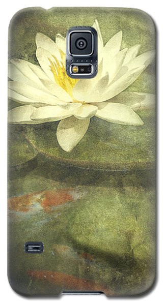 Water Lily Galaxy S5 Case by Scott Norris