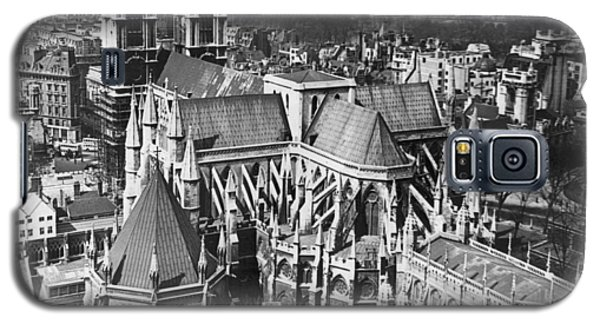 Westminster Abbey In London Galaxy S5 Case by Underwood Archives