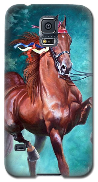 Galaxy S5 Cases - WGC Courageous Lord Galaxy S5 Case by Jeanne Newton Schoborg