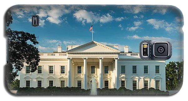 White House Sunrise Galaxy S5 Case by Steve Gadomski