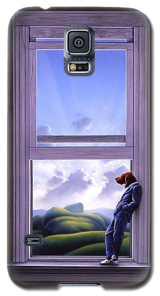 Window Of Dreams Galaxy S5 Case by Jerry LoFaro