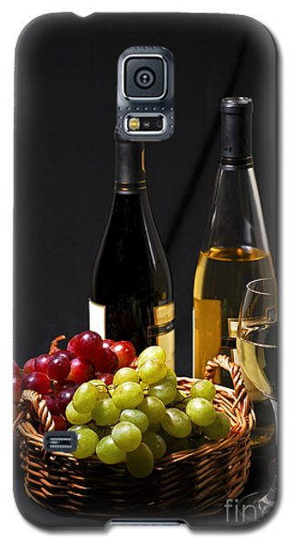 Wine And Grapes Galaxy S5 Case by Elena Elisseeva