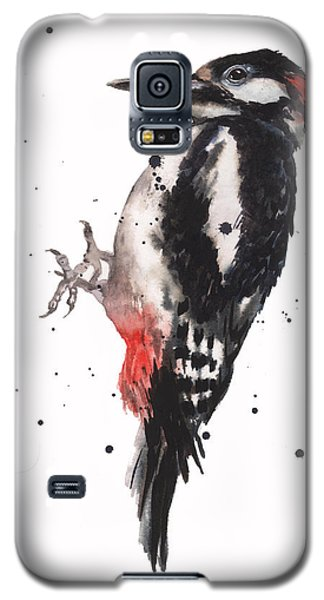 Wise Woody Galaxy S5 Case by Alison Fennell