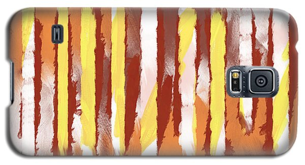 Woodland And Sunrise Galaxy S5 Case by Condor