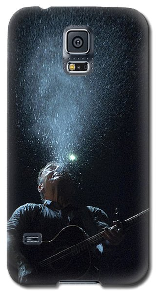 Working On The Highway Galaxy S5 Case by Jeff Ross